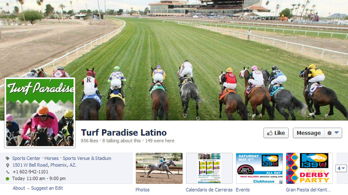 Place your bets; this Arizona Race Track is in the money!