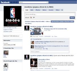 facebook - Nativa