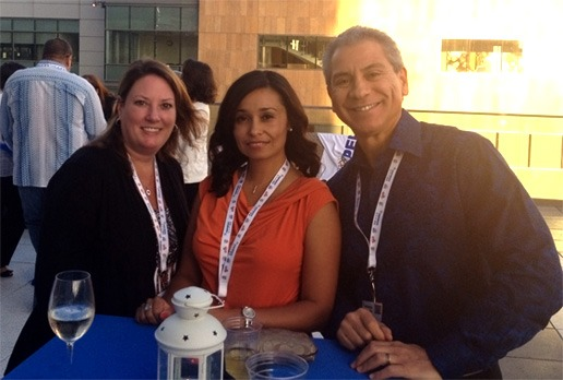 opening reception of the Hispanic Retail 360 Summit.